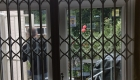 French Doors Window Gates
