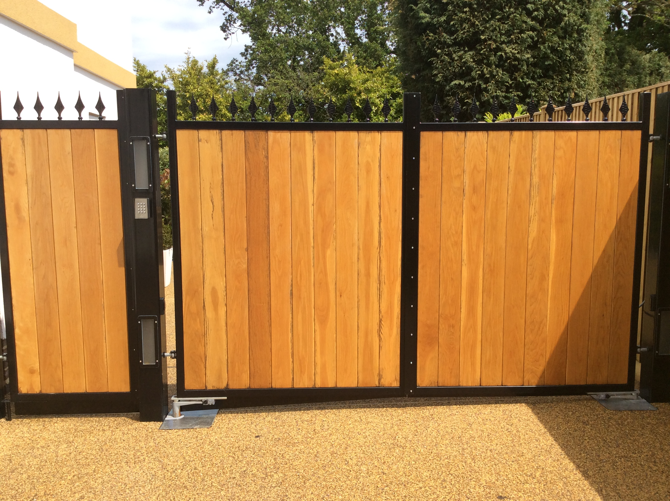 Security Gates Get A Quote Now
