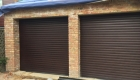 Electric Double Garage Doors