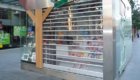 Polycarbonate Roller Shutters