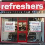 Refreshers Solid Roller Shutter