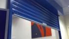 Powder Coated Solid Steel Roller Shutter