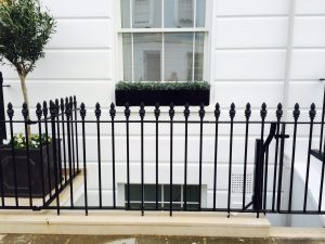 Traditional Railings London