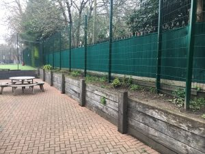 100 Meters of Perimeter Fencing