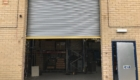 Galvanised Steel Warehouse Roller Shutter