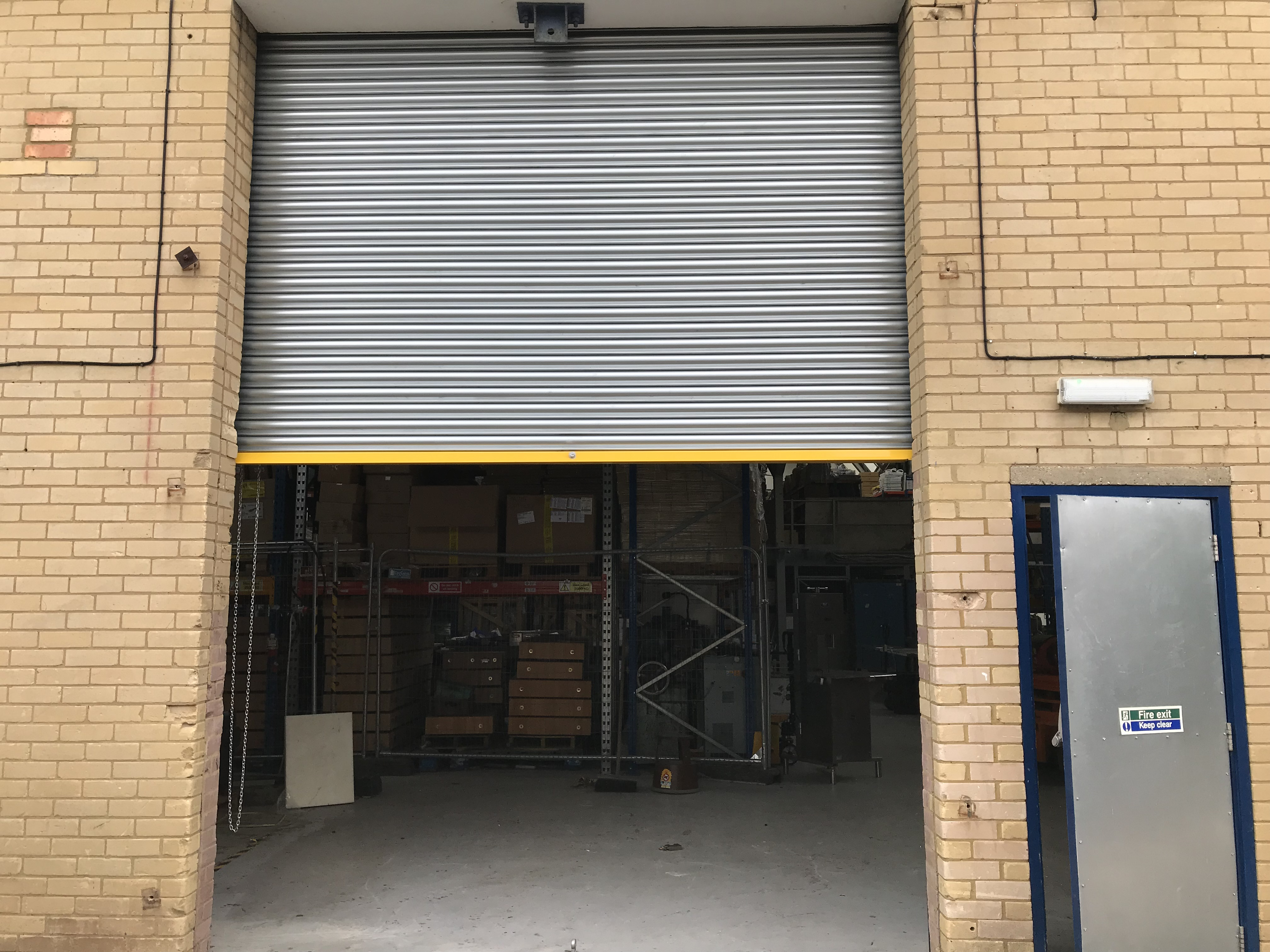 Roller Shutters Shaw Security